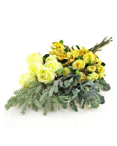 Artificial Flower Bundle 4