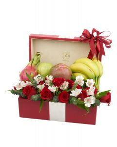 Flowers & Fruits A