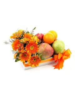 Flowers & Fruits B