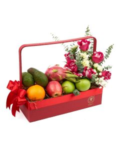 Flowers & Fruits E