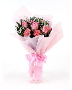 Pink Rose A