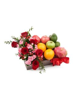 Flowers & Fruits C