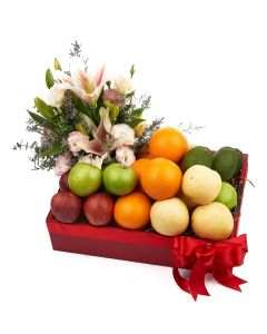 Flowers & Fruits D