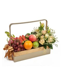 Flowers & Fruits F