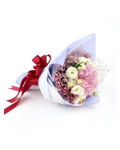 Purple Rose A