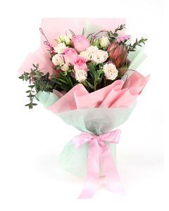 Pink Rose B