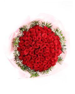 Red Rose J